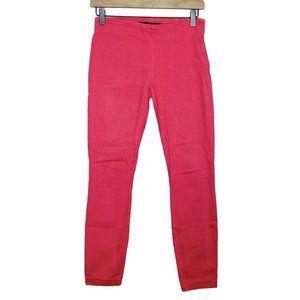 J Brand Clean Capri Pink Lotus Cropped Skinny Jean